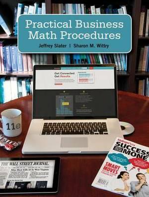 Practical Business Math Proceduares Brief W/Handbook, DVD + Connect Access Card