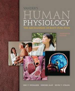 Vander's Human Physiology with Connectplus Access Card