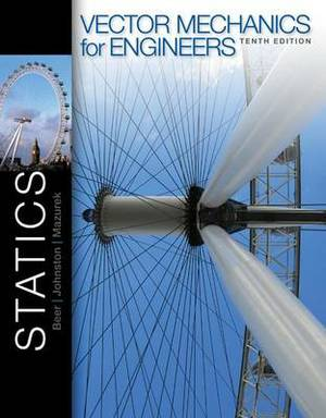 Vector Mechanics for Engineers: Statics with Connect Access Card