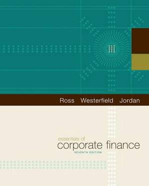 Essentials of Corporate Finance Package