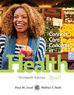 Connect Core Concepts in Health, Brief Edition