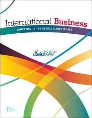International Business: Competing in the Global Marketplace