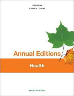 Annual Editions: Health