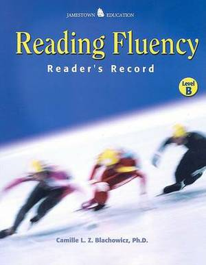 Reading Fluency, Reader's Record B