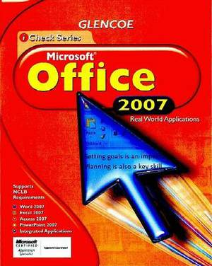 Icheck Microsoft Office 2007, Student Edition