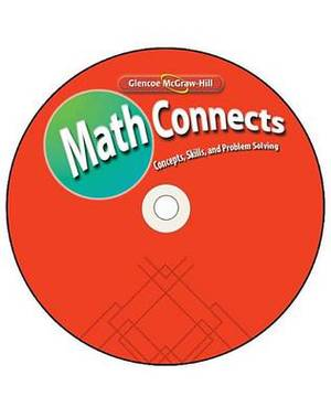 Math Connects: Concepts, Skills, and Problem Solving, Course 1, Studentworks Plus DVD
