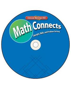 Math Connects: Concepts, Skills, and Problem Solving, Course 2, Studentworks Plus DVD