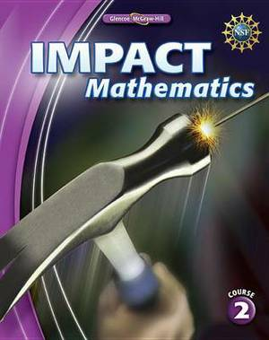 Impact Mathematics, Course 2, Spanish Investigation Notebook and Reflection Journal