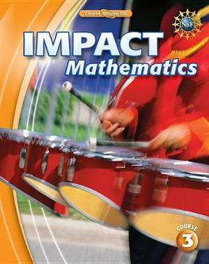 Impact Mathematics, Course 3, Spanish Investigation Notebook and Reflection Journal