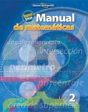 Manual de Matematicas, Libro 2: Repaso Breve