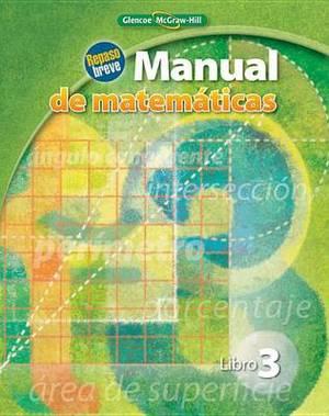 Manual de Matematicas, Libro 3: Repaso Breve