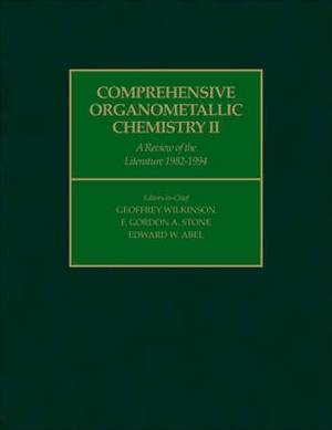 Comprehensive Organometallic Chemistry: Pt. 2