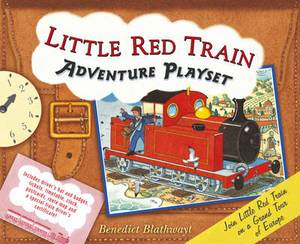 Little Red Train: Adventure Playset