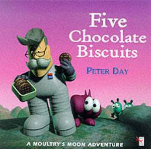 Moultry's Moon - Five Chocolate Biscuits