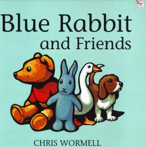 Blue Rabbit And Friends