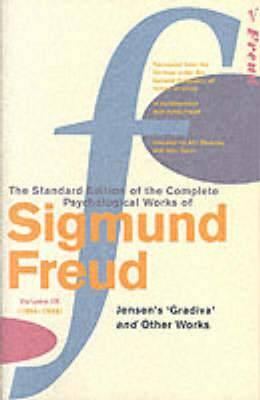 Complete Psychological Works Of Sigmund Freud, The Vol 9