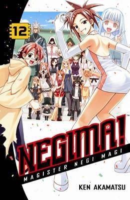 Negima Volume 12