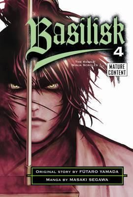Basilisk volume 4