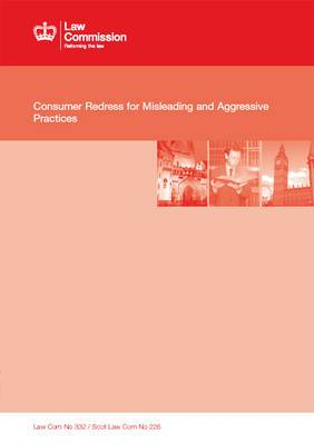 Consumer redress for misleading and aggressive practices