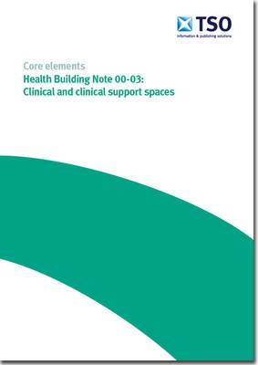 Clinical and clinical support spaces