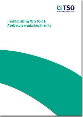 Adult acute mental health units