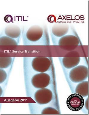 ITIL Service Transition: 2011
