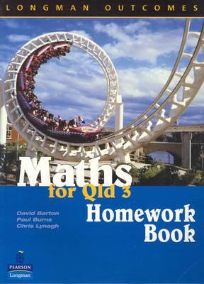 Maths for Qld 3: Homework Book