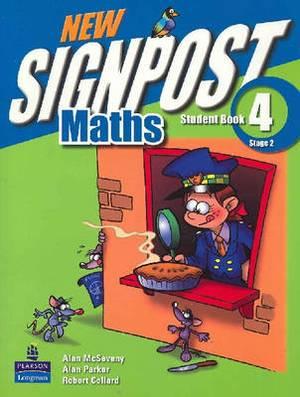 New Signpost Maths: Student Book