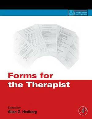 Forms for the Therapist