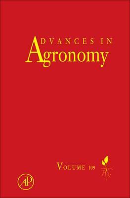 Advances in Agronomy, Volume 109