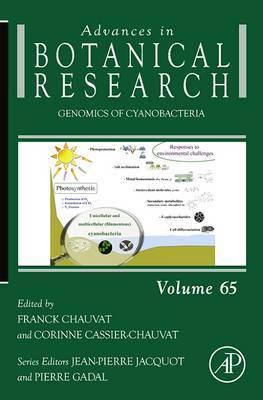 Advances in Botanical Research V65