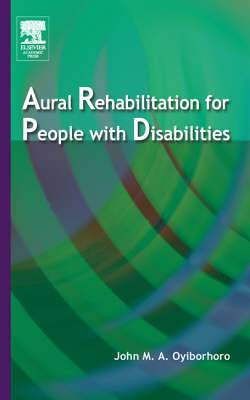 Aural Rehabilitation for People with Disabilities