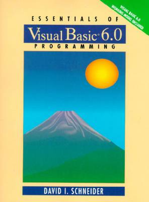 Essentials of Visual Basic 6.0 Programming