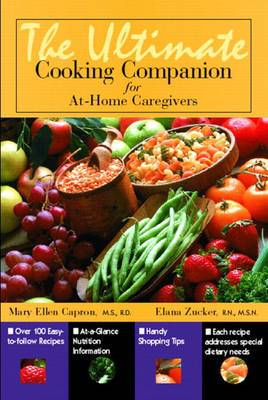 Ultimate Cooking Companion for At-home Caregivers