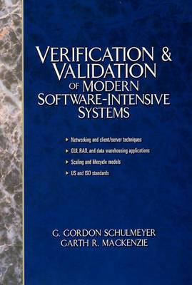 Verification and Validation of Modern Software-Intensive Systems