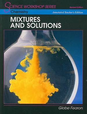 Chemistry: Mixtures and Solutions