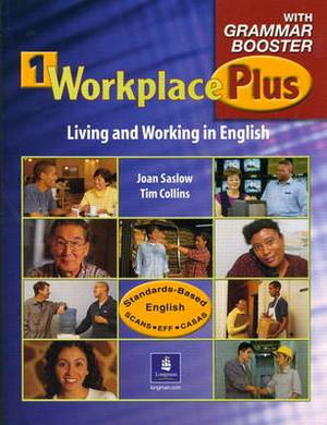 Workplace Plus 1 with Grammar Booster Audiocassettes (3)