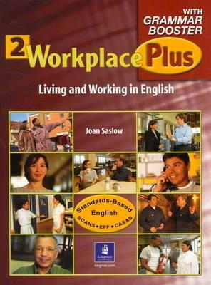 Workplace Plus 2 with Grammar Booster Workbook