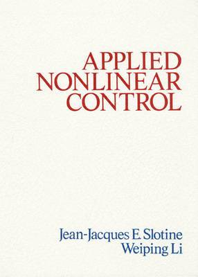 Applied Nonlinear Control: United States Edition