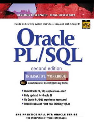 Oracle PL/SQL Interactive Workbook