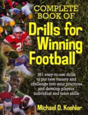 Complete Book of Drills Winnin