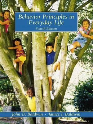 Behaviour Principles in Everyday Life