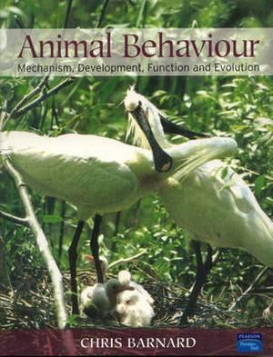 Animal Behaviour: Mechanism, Development, Function and Evolution