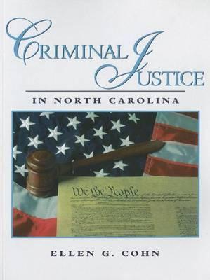 Criminal Justice in North Carolina