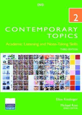 Contemporary Topics 2 DVD