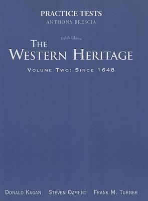 The Western Heritage: Practice Tests: v. 2