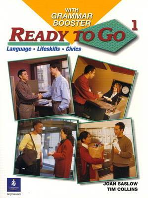 Ready to Go 1 with Grammar Booster Answer Key to Grammar Booster