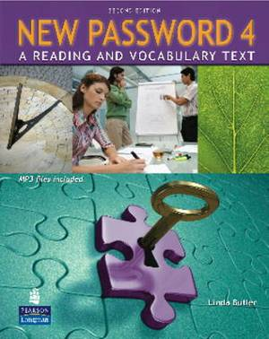 New Password 4: A Reading and Vocabulary Text (with MP3 Audio CD-ROM)