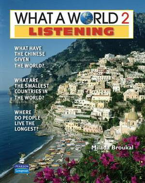 What a World Listening 2: Amazing Stories from Around the Globe