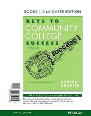 Keys to Community College Success, Student Value Edition